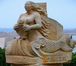 La Sirena Leucasia